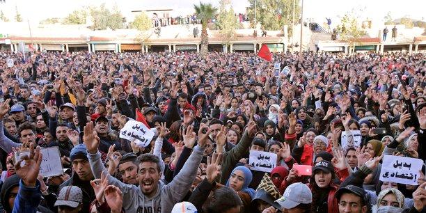 Depuis deux semaines, la ville de Jerada qui était jadis l'un des fleurons de l'industrie minière du royaume, vit au rythme de mouvements de protestation quasi-quotidien.