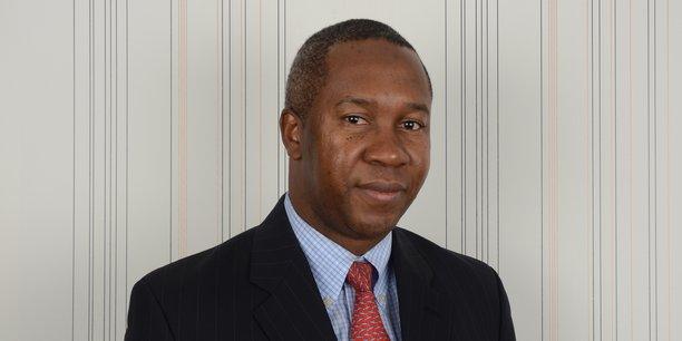 Cheikh Oumar Seydi, directeur régional pour l'Afrique subsaharienne de la Société Financière Internationale (IFC).