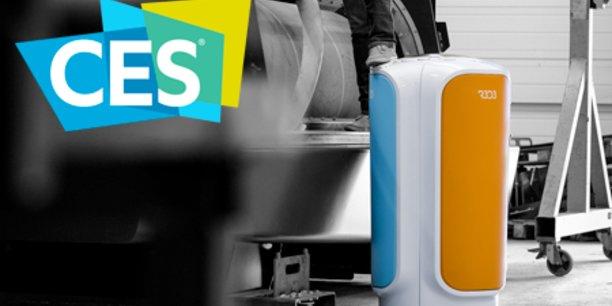 Le CES sera l'occasion de lancer la commercialisation du R3D3