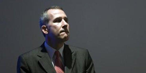 Le nouveau président du directoire de Zodiac Aerospace Yann Delabrière, qui a remplacé Olivier Zarrouati (ici en photo), va recevoir une rémunération fixe d'un montant brut de 138.400 euros par mois.