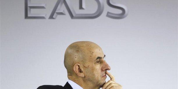 L'ex PDG d'EADS est chargé d'une mission sur la compétitvité des entreprises françaises Copyright Reuters