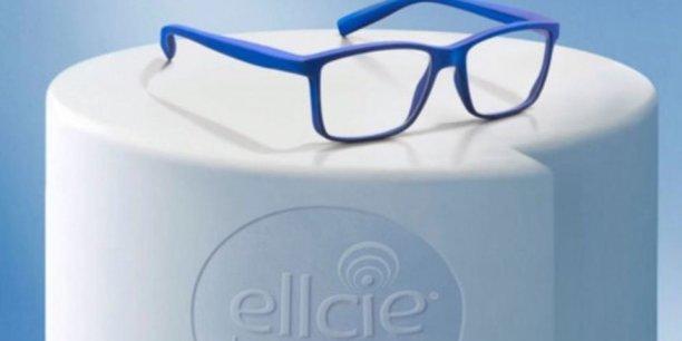 ces 2018 ellcie healthy invente les lunettes intelligentes anti endormissement au volant. Black Bedroom Furniture Sets. Home Design Ideas