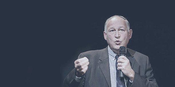 Xavier Dalloz, expert en stratégie digitale.