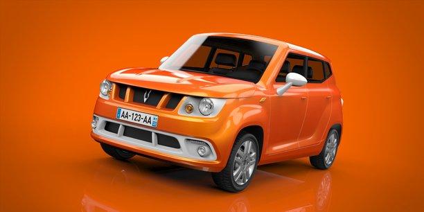 Avec son châssis composite, le SUV de Gazelle Tech pèse seulement 600 kg et affiche une consommation inférieure de moitié à la concurrence.