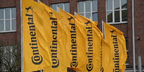 Continental pourrait se séparer de ses activités liées aux moteurs à combustion.