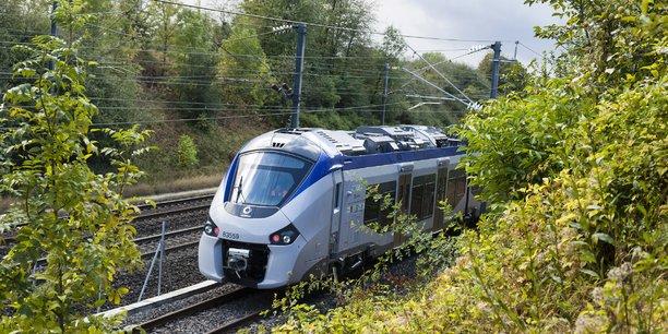 Train Régiolis