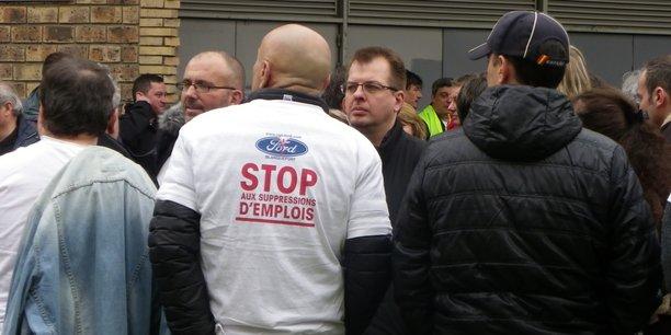 L'inquiétude des salariés de Ford Aquitaine Industries a rarement été aussi élevée.