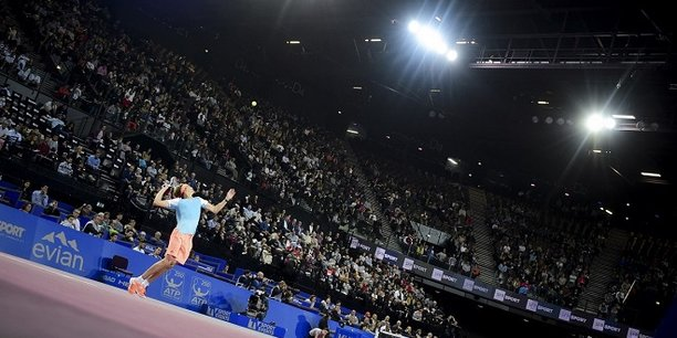 L'Open Sud de France a attiré 46 000 spectateurs en 2017