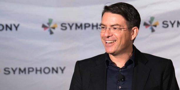 David Gurlé, le fondateur et directeur général de Symphony, sera reçu ce vendredi par Bruno Le Maire pour annoncer l'installation d'un centre de R&D à Sophia-Antipolis.
