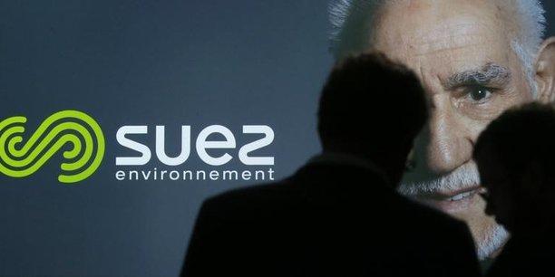 Suez: en confiance pour 2018