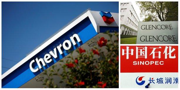 L'offre de Glencore pour le rachat de Chevron a été approuvée par la Commission de la concurrence d'Afrique du Sud, jeudi 23 août 2018, soit dix mois après la formulation de son offre et sept mois après l'approbation de l'offre du chinois Sinopec.