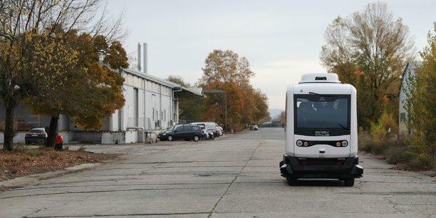 Des voitures sans chauffeur bientôt en test sur le campus de Rangueil à Toulouse