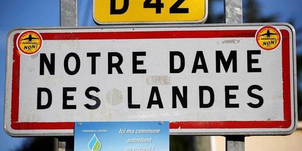 Ultime consultation avant la decision sur notre-dame-des-landes[reuters.com]