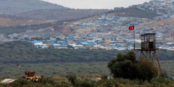 La turquie a aide la contre-offensive rebelle a idlib, dit damas[reuters.com]
