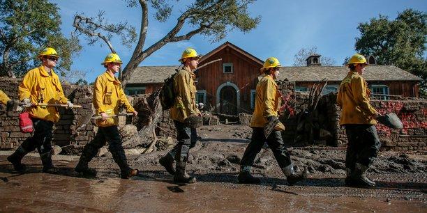 Les coulees de boue ont fait 18 morts en californie[reuters.com]