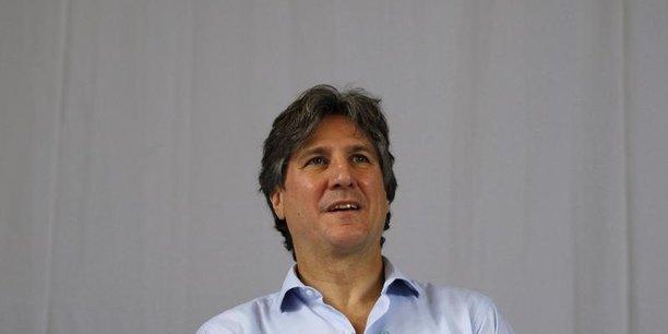 L'ancien vice-president argentin amado boudou remis en liberte[reuters.com]