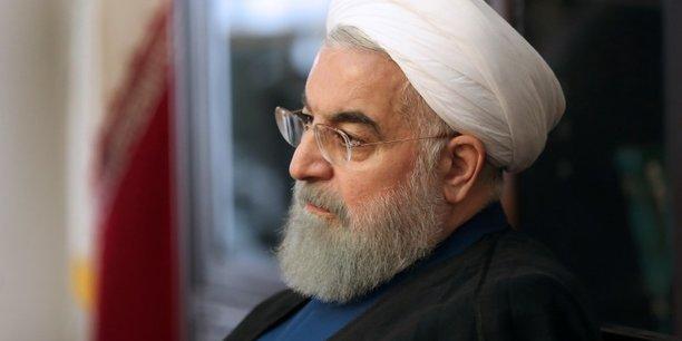 Sur le nucleaire, trump a echoue, dit le president iranien[reuters.com]