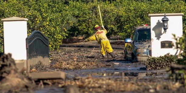 Usa: le bilan des coulees de boue en californie monte a 19 morts[reuters.com]