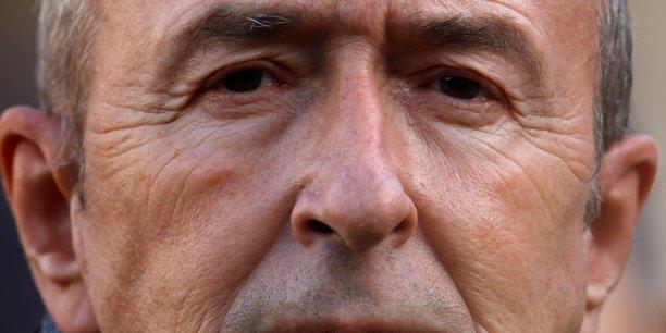 Collomb veut obtenir plus du royaume-uni sur les migrants de calais[reuters.com]