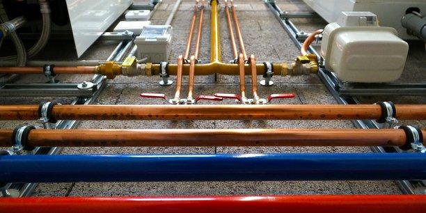 Les réseaux de chaleur et de front favorisent de plus en plus la transition énergétique.