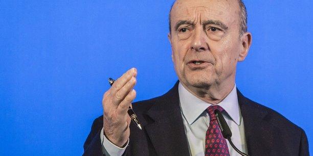 Alain Juppé, maire de Bordeaux et président de Bordeaux Métropole