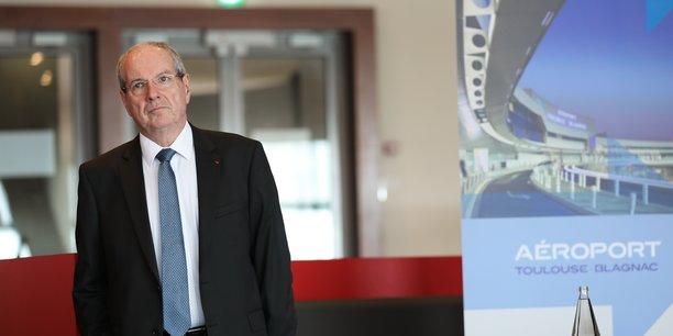 Jean-Michel Vernhes sera remplacée dans les mois qui viennent à la présidence du directoire de l'aéroport de Toulouse.