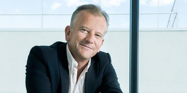 Philippe Rivière, cofondateur de Septeo aux côtés de Jean-Luc Boixel