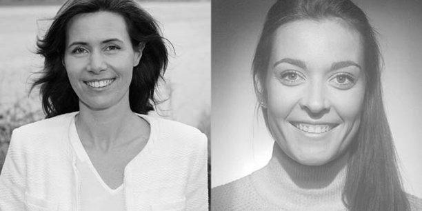 Marie Eloy, Fondatrice du réseau Femmes de Bretagne et co-fondatrice de Bouge ta boite est mentor de Camille Traverse, Fondatrice de PreppySport