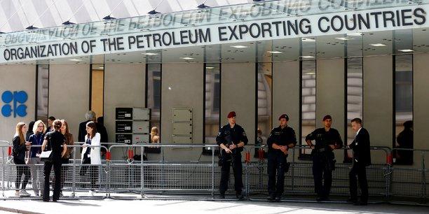 Siège de l'OPEP à Vienne, Autriche.