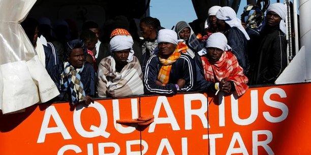 Les humanitaires reclament une flotte au large de la libye[reuters.com]