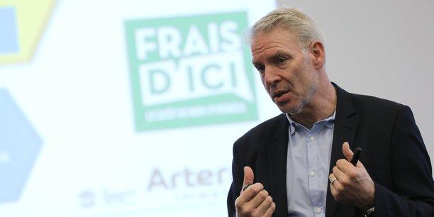 Jacques Logie est le directeur général d'Arterris.