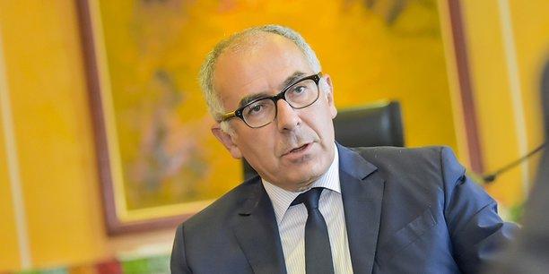Manuel Tunon de Lara préside l'Université de Bordeaux depuis sa création en janvier 2014.