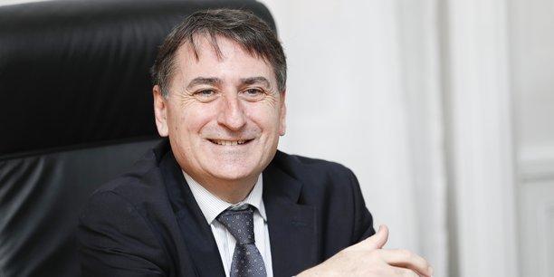 Le président de la CCI Toulouse doit faire face à une baisse de deux millions dans son budget.
