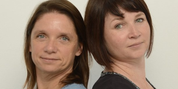 Sophie Gendrault et Sylvie Boichot, co-fondatrices de Move In Med