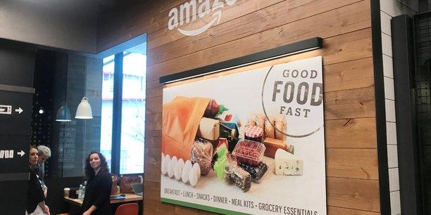 Amazon ouvre au grand public son magasin automatise[reuters.com]