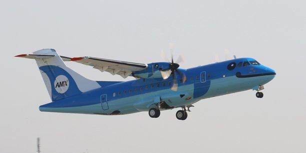 ATR n'avait enregistré que 36 commandes fermes en 2016.