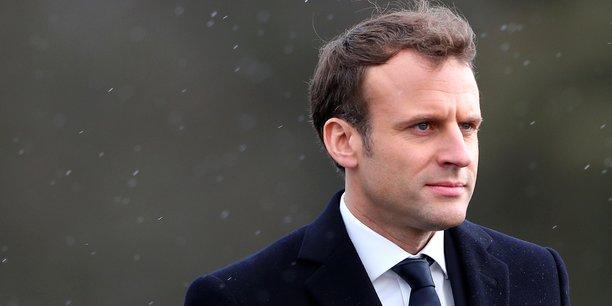 Emmanuel Macron invite les grands dirigeants d'entreprises à Paris