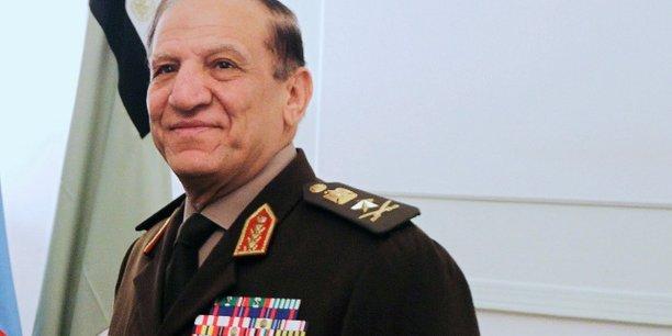Un candidat à la présidentielle arrêté — Egypte