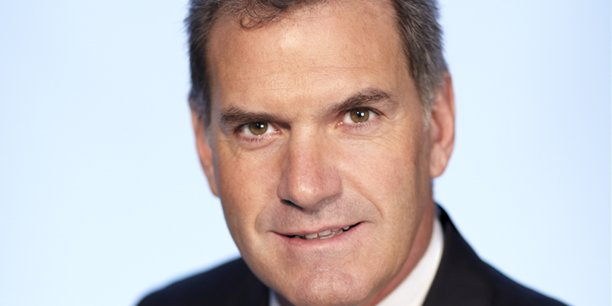 Pascal Cagni, président de Business France et ancien patron d'Apple en Europe, Moyen-Orient et Afrique.