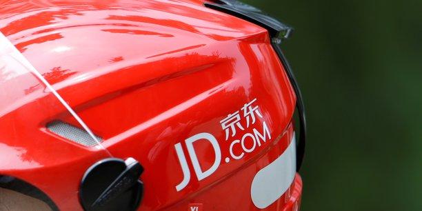 En cette période de crise, JD.com profite de son avance en terme d'automatisation et de son circuit de distribution intégré.