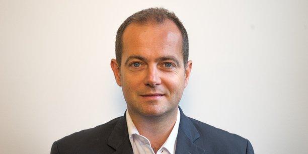 Xavier Mathieu, directeur général de la nouvelle société Birdz