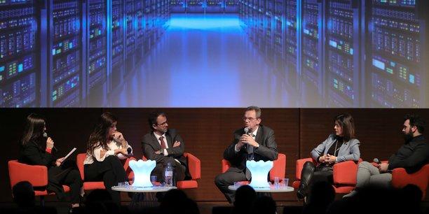 Le débat autour du RGPD s'est déroulé à l'occasion du lancement de l'édition 2018 du Book Eco.
