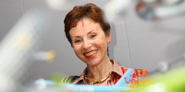 Catherine Gay faisait partie de la délégation qui s'est rendue en Chine mi-janvier.