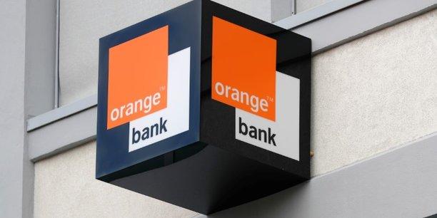 Nous sommes contents du lancement d'Orange Bank a déclaré Stéphane Richard, le PDG d'Orange, au Paris Fintech Forum.