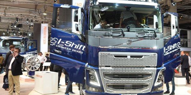 Au salon IAA de Hanovre, en septembre 2016, Volvo présentait son plus puissant camion, le FH16, avec des configurations moteur pouvant atteindre 750 CV.