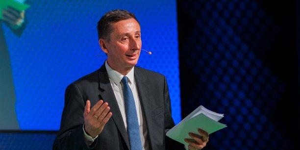 Pour Christophe Rollet, Point S doit s'implanter dans 55 pays d'ici 5 ans et détenir au moins 5% de parts de marché.
