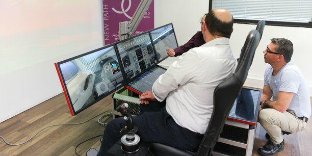 Assystem s'est doté d'un centre de formation, notamment pour répondre à la pénurie de techniciens dans les métiers de l'aéronautique.