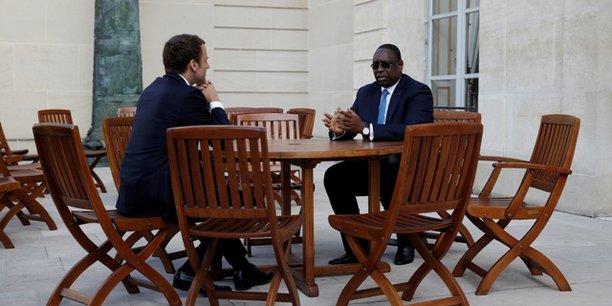 Visite De Macron Au Sngal Pour Lducation Mais Dans La Contestation