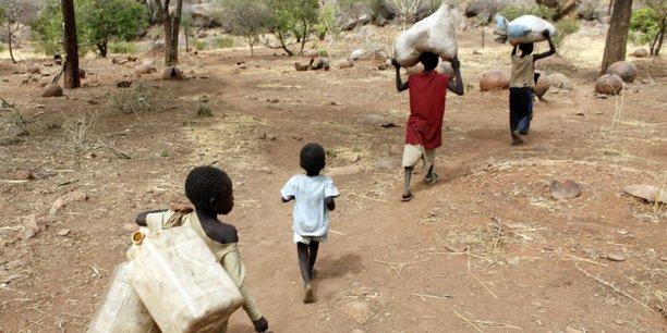 En RDC, plus de deux millions d'enfants souffrent de malnutrition aiguë sévère, soit 12% du nombre de cas dans le monde.