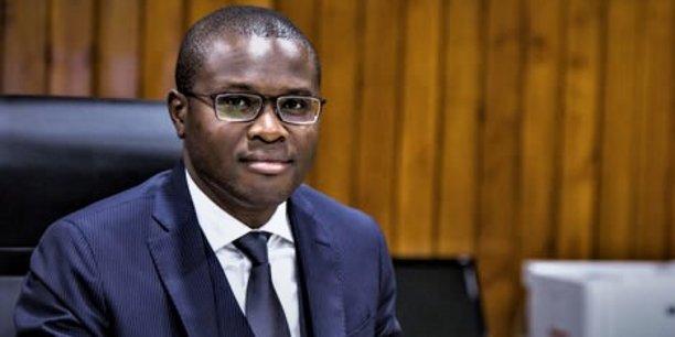 Romuald Wadagni, ministre des Finances du Bénin.